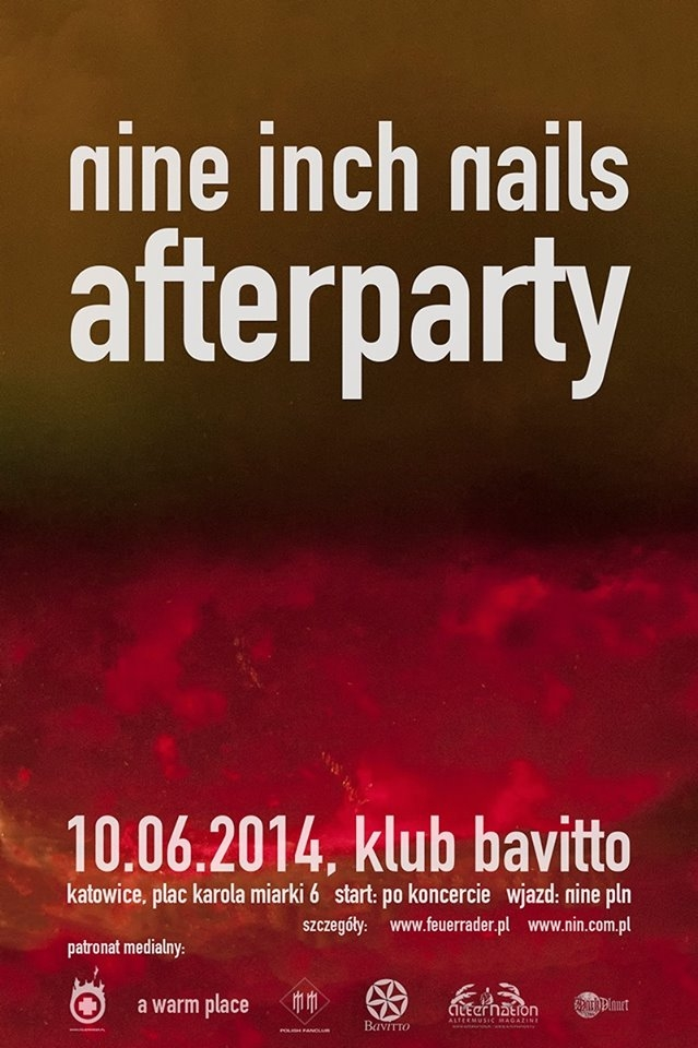 Nine Inch Nails Afterparty